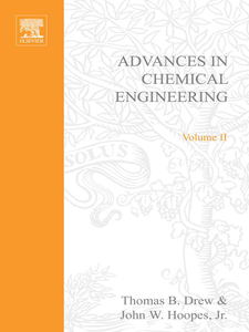 Ebook in inglese ADVANCES IN CHEMICAL ENGINEERING VOL 2 -, -