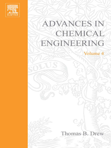 Ebook in inglese ADVANCES IN CHEMICAL ENGINEERING VOL 4 -, -