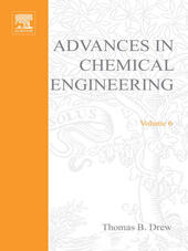 ADVANCES IN CHEMICAL ENGINEERING VOL 6