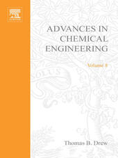 ADVANCES IN CHEMICAL ENGINEERING VOL 8