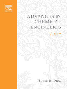Ebook in inglese ADVANCES IN CHEMICAL ENGINEERING VOL 9