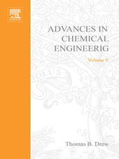 ADVANCES IN CHEMICAL ENGINEERING VOL 9