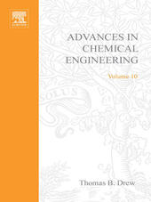 ADVANCES IN CHEMICAL ENGINEERING VOL 10