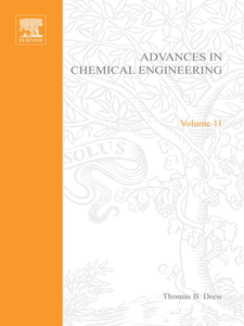 Ebook in inglese ADVANCES IN CHEMICAL ENGINEERING VOL 11 -, -