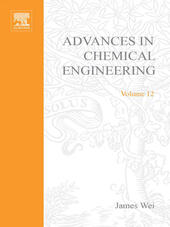 ADVANCES IN CHEMICAL ENGINEERING VOL 12