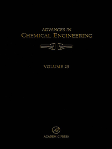 Ebook in inglese Advances in Chemical Engineering Seinfeld, John H. , Stephanopoulos, George