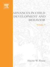 ADV IN CHILD DEVELOPMENT &BEHAVIOR V 9