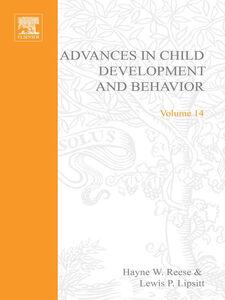 Foto Cover di ADV IN CHILD DEVELOPMENT &BEHAVIOR V14, Ebook inglese di  edito da Elsevier Science