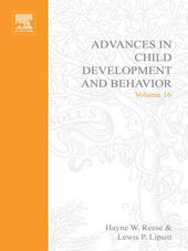 ADV IN CHILD DEVELOPMENT &BEHAVIOR V16