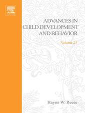 ADV IN CHILD DEVELOPMENT &BEHAVIOR V23