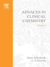 ADVANCES IN CLINICAL CHEMISTRY VOL 4