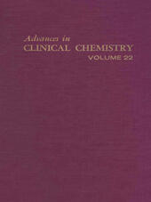 ADVANCES IN CLINICAL CHEMISTRY VOL 22