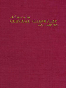 Ebook in inglese ADVANCES IN CLINICAL CHEMISTRY VOL 25
