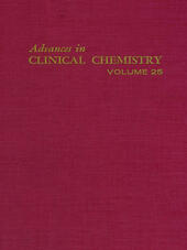 ADVANCES IN CLINICAL CHEMISTRY VOL 25