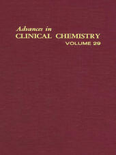 ADVANCES IN CLINICAL CHEMISTRY VOL 29
