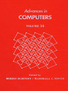 Foto Cover di ADVANCES IN COMPUTERS VOL 14, Ebook inglese di  edito da Elsevier Science