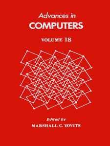 Foto Cover di ADVANCES IN COMPUTERS VOL 18, Ebook inglese di  edito da Elsevier Science