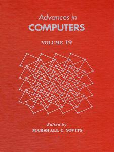 Foto Cover di ADVANCES IN COMPUTERS VOL 19, Ebook inglese di  edito da Elsevier Science