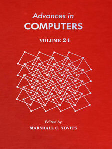 Ebook in inglese ADVANCES IN COMPUTERS VOL 24