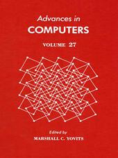 ADVANCES IN COMPUTERS VOL 27
