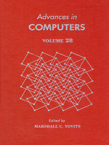 Ebook in inglese ADVANCES IN COMPUTERS VOL 28