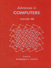 ADVANCES IN COMPUTERS VOL 28