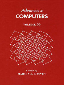 Ebook in inglese ADVANCES IN COMPUTERS VOL 30