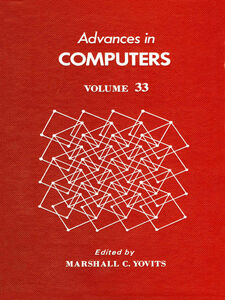 Ebook in inglese ADVANCES IN COMPUTERS VOL 33 -, -