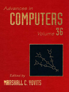 Ebook in inglese ADVANCES IN COMPUTERS VOL 36