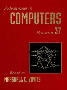 Ebook in inglese ADVANCES IN COMPUTERS VOL 37 -, -