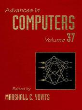 ADVANCES IN COMPUTERS VOL 37