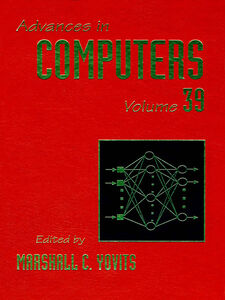 Foto Cover di ADVANCES IN COMPUTERS VOL 39, Ebook inglese di  edito da Elsevier Science