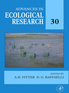 Ebook in inglese Advances in Ecological Research