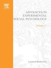 ADV EXPERIMENTAL SOCIAL PSYCHOLOGY,V 17