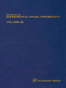 Ebook in inglese Advances in Experimental Social Psychology