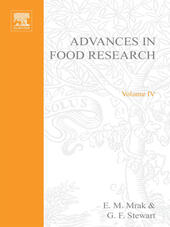 ADVANCES IN FOOD RESEARCH VOLUME 4