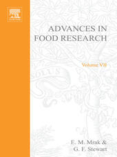 ADVANCES IN FOOD RESEARCH VOLUME 7