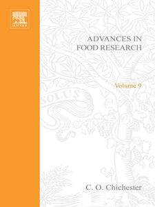 Ebook in inglese ADVANCES IN FOOD RESEARCH VOLUME 9 -, -