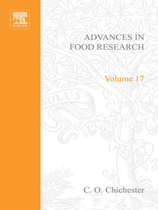 Ebook in inglese ADVANCES IN FOOD RESEARCH VOLUME 17 -, -