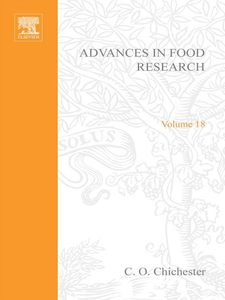 Ebook in inglese ADVANCES IN FOOD RESEARCH V18 -, -