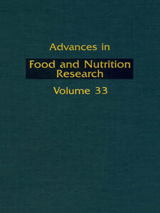 Foto Cover di ADVANCS IN FOOD & NUTRITION RESEARCH,V33, Ebook inglese di  edito da Elsevier Science