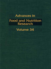 ADVANCS IN FOOD & NUTRITION RESEARCH,V34