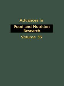 Foto Cover di ADVANCS IN FOOD & NUTRITION RESEARCH,V35, Ebook inglese di  edito da Elsevier Science