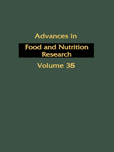 Ebook in inglese ADVANCS IN FOOD & NUTRITION RESEARCH,V35 -, -