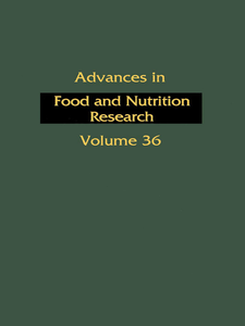 Ebook in inglese ADVANCS IN FOOD & NUTRITION RESEARCH,V36 -, -