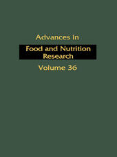 ADVANCS IN FOOD & NUTRITION RESEARCH,V36