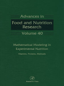 Ebook in inglese Mathematical Modeling in Experimental Nutrition