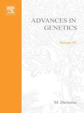 ADVANCES IN GENETICS VOLUME 6