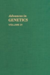 Ebook in inglese Advances in Genetics Unknown, Author