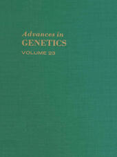ADVANCES IN GENETICS VOLUME 23